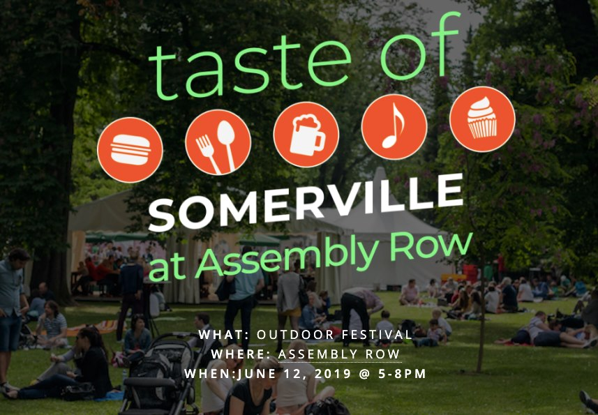 Taste of Somerville