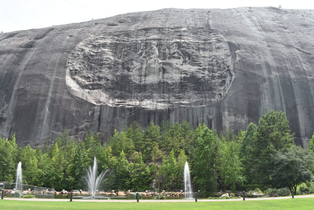 Stone Mountain, Georgia, June 24, 2019. (Greg Cook)