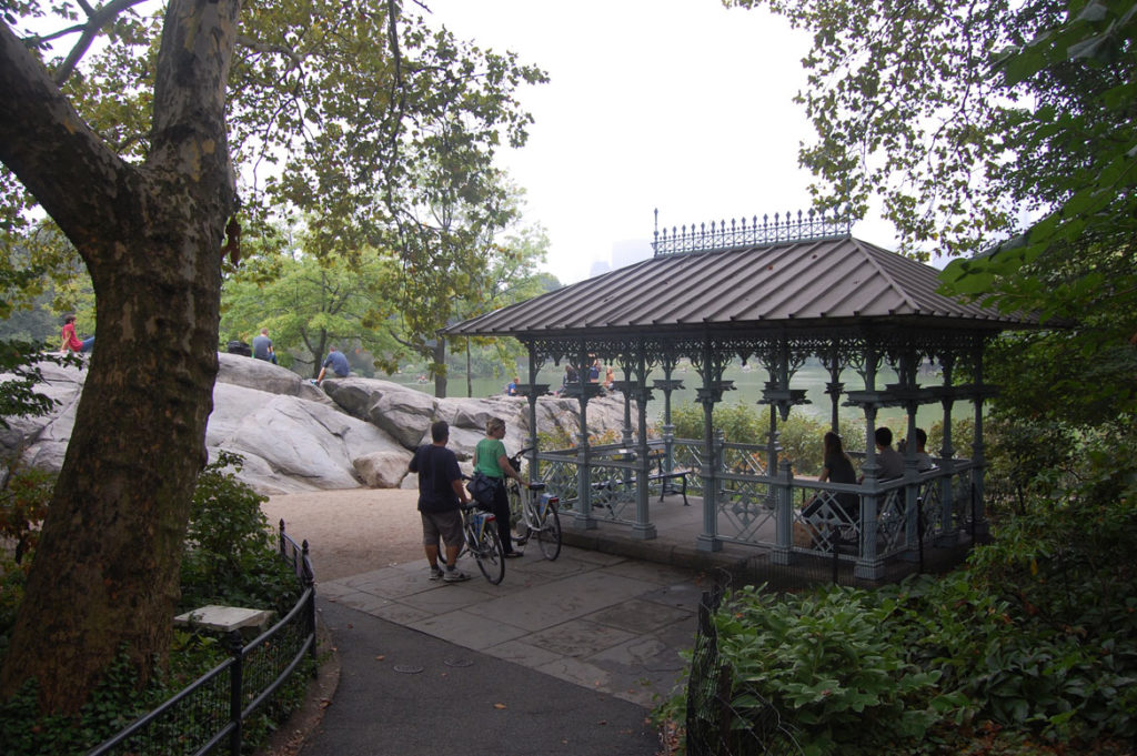Central Park in New York City, Sept. 21, 2014. (Greg Cook)