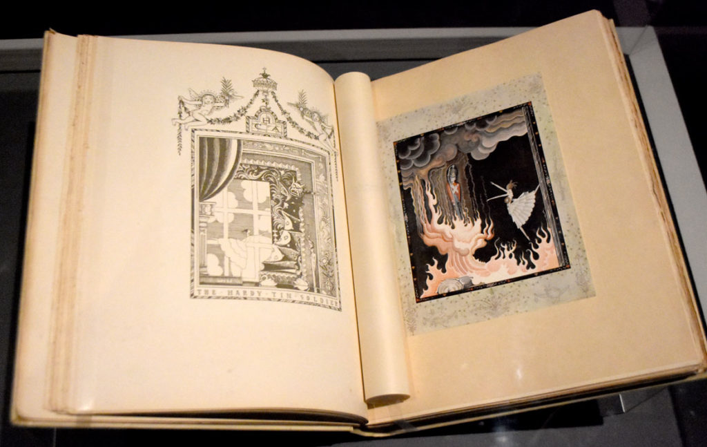 """Kay Nielsen, """"Fairy Tales by Hans Andersen,"""" published 1924. (Courtesy Museum of Fine Arts, Boston)"""