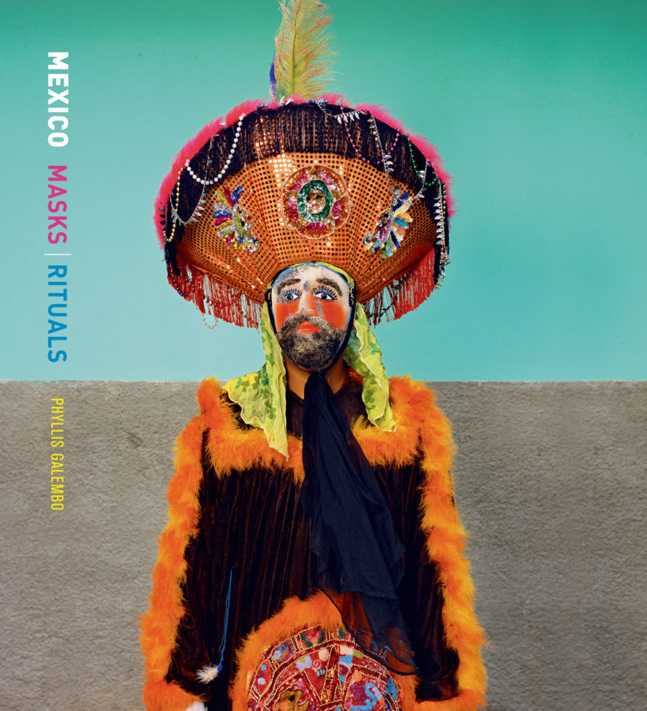 "Phyllis Galembo's book ""Mexico Masks 