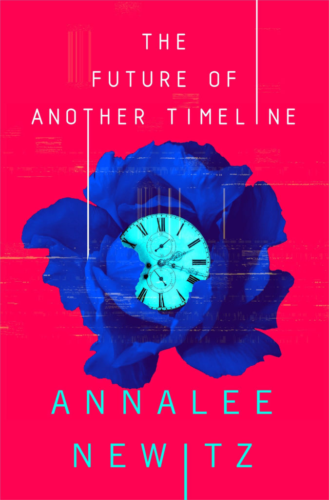 "Annalee Newitz's ""The Future of Another Timeline."""