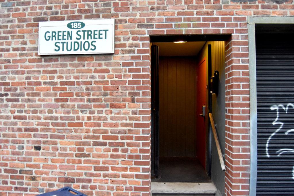 Green Street Studios, Cambridge, Oct. 2, 2019. (Greg Cook)