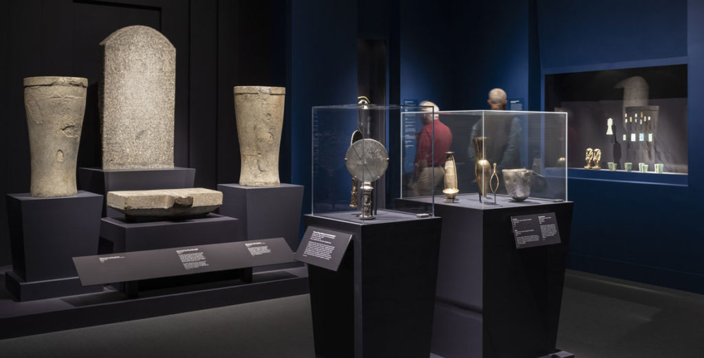 """""""Ancient Nubia Now"""" at Boston's Museum of Fine Arts."""