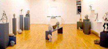 "Joseph Wheelwright ""Sticks, Stones & Bones"" at Gallery Kayafas, Boston."