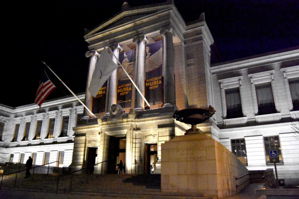 Museum of Fine Arts, Boston, Jan. 15, 2020. (Greg Cook photo)