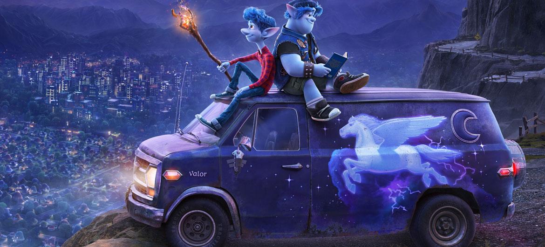 """Onward"" (©2019 Disney/Pixar)"
