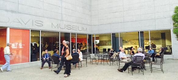 Davis Museum at Wellesley College.