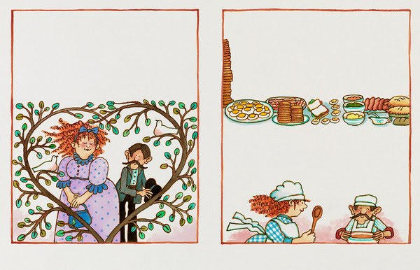 "Tomie DePaola, from ""Front Porch Tales & North Country Whoppers,"" 2007."