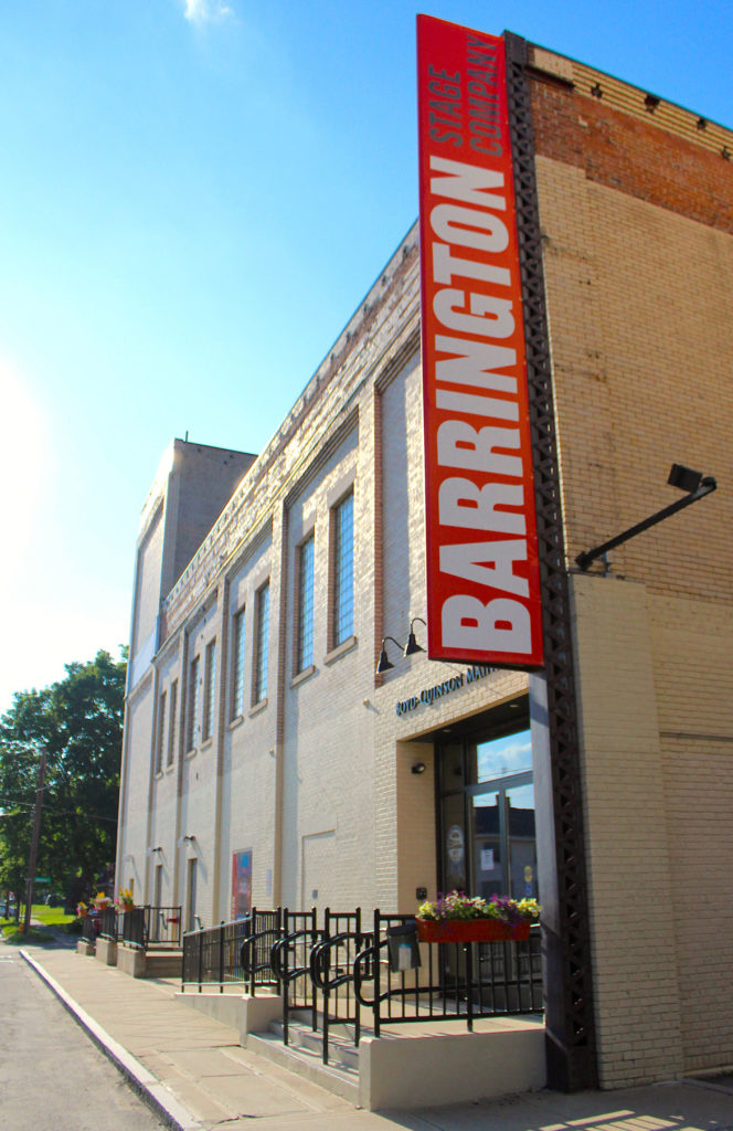 Barrington Stage Company in Pittsfield. (© Barrington Stage)