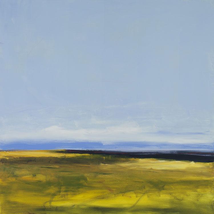 "Elizabeth DaCosta Ahern's painting ""Miradoura."""