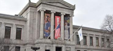 Museum of Fine Arts in Boston Feb. 25, 2020. (© Greg Cook photo)