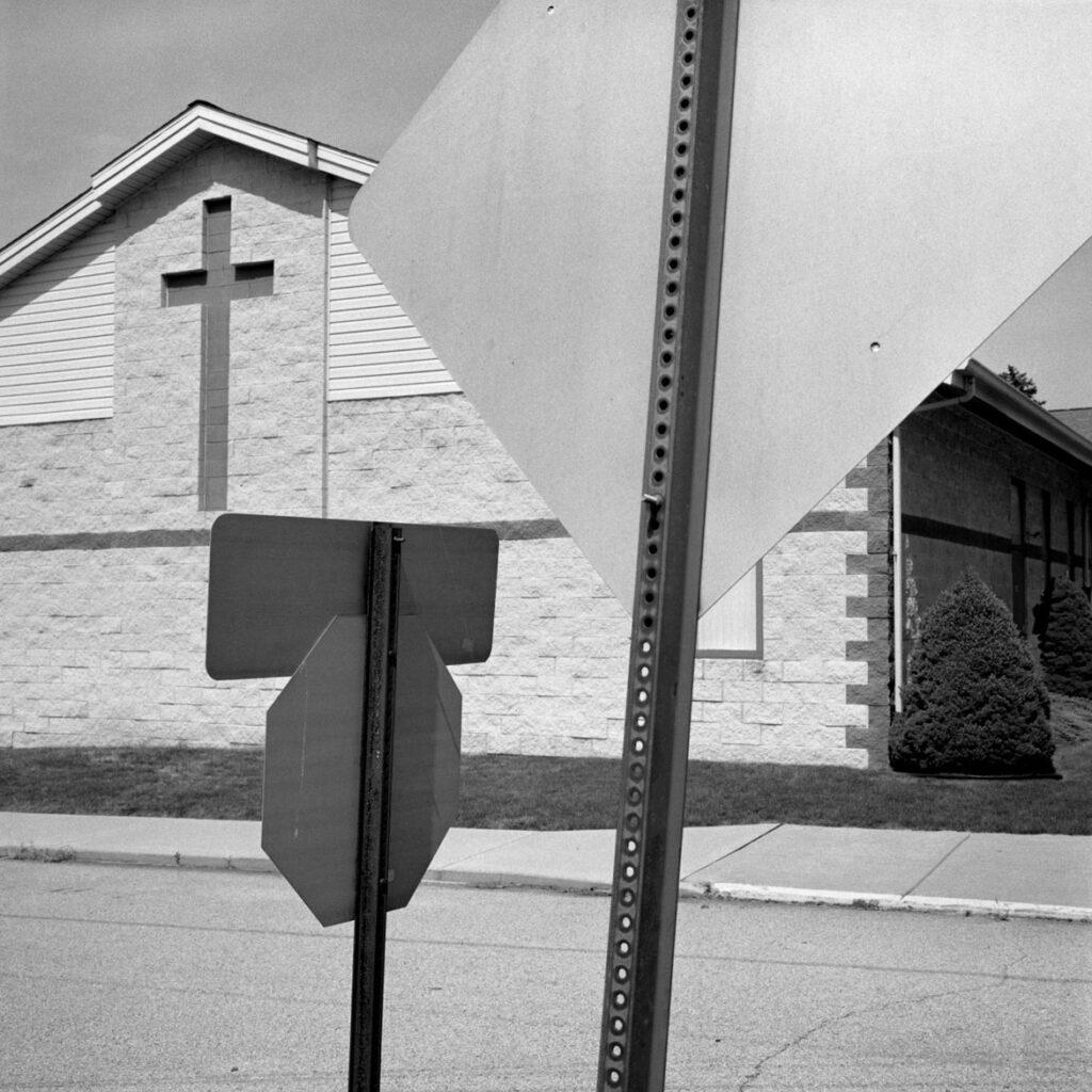 Bill Franson, Fayette City, PA, 2017. (Courtesy Gallery Kayafas)