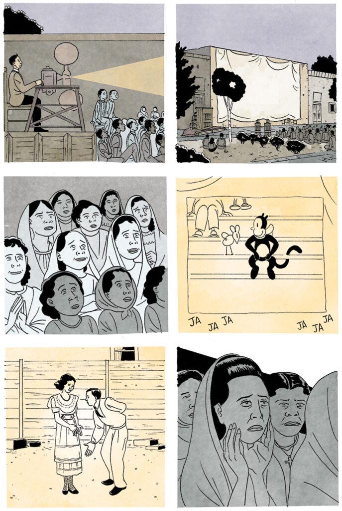 "From ""Dias de Consuelo"" by Dave Ortega. (Courtesy)"