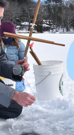 Ice Fishing | Wonderland Spectacle Co.