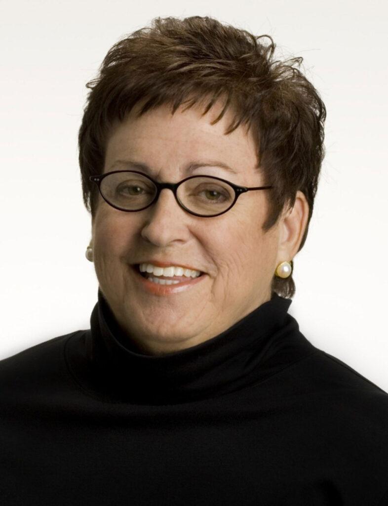 Ruth DeYoung Kohler II. (Courtesy Kohler Art Preserve)