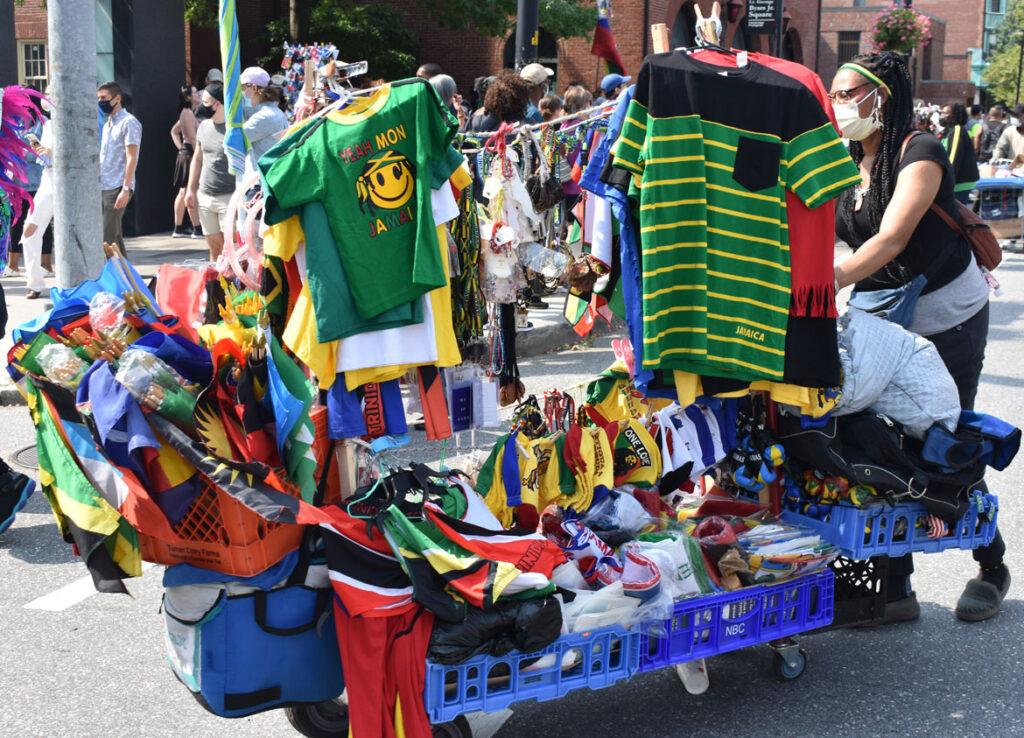 Cambridge Carnival, Sept. 12, 2021. (©Greg Cook photo)